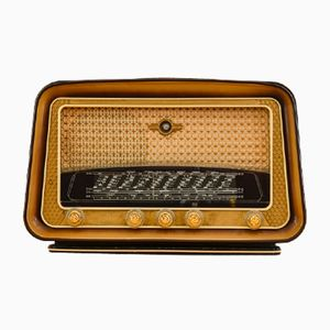 Vintage Amplix C446 Bluetooth Radio from Charlestine, 1956
