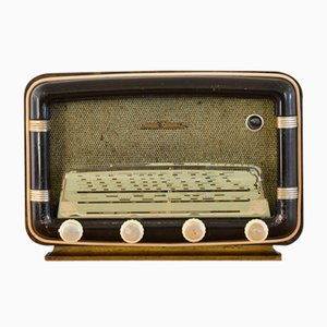 Vintage Ascré Ondyne Radio Bluetooth Speaker from Charlestine, 1952