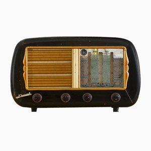 Radio Ducastel Rumba vintage con altavoz Bluetooth de Charlestine, 1951
