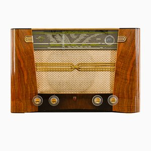Vintage Philips BF501A Radio Bluetooth Speaker from Charlestine, 1950