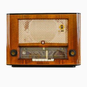 Radio BF633A BF471A vintage con altavoz Bluetooth de Charlestine, 1954