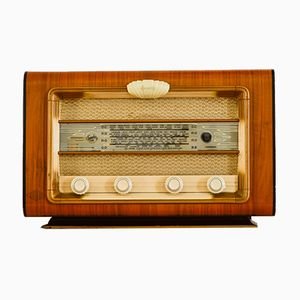 Vintage French Bluetooth Radio from Charlestine, 1952
