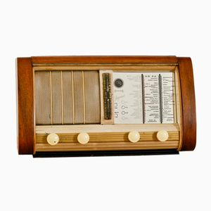 Radio Enceinte Bluetooth Sonora Elegance 1 Vintage de Charlestine
