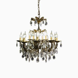 Lustre Antique en Bronze