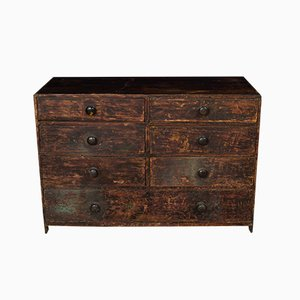 Victorian Carpenter's Chest