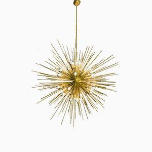Lámpara colgante Sputnik vintageç