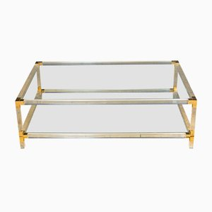 Vintage Acrylic Coffee Table