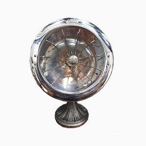 Industrielle Tischlampe aus Gusseisen von Calor, 1960er