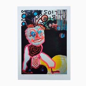 Poster Heading to Miami di Paul Kostabi, 1962