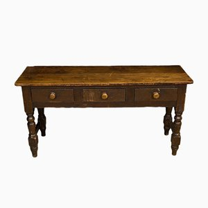 Console Victorienne Antique