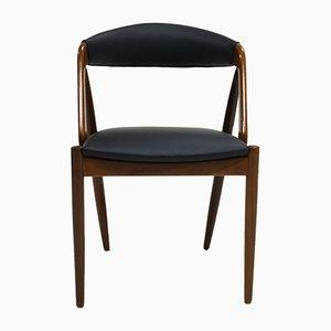 Modell 31 Vintage Stühle von Kai Kristiansen für Schou Andersen, 6er Set