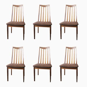 Dining Chairs from G-Plan, 1970s, Set of 6
