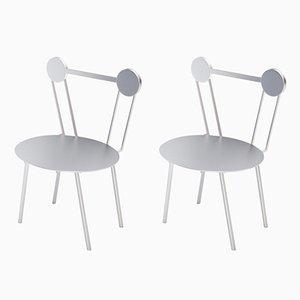 Haly Stühle von Chapel Petrassi, 2er Set