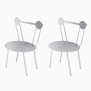 Sedie Chair di Chapel Petrassi, set di 2