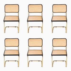 Cesca chairs, 1960s, Set of 6