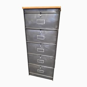 Vintage Filing Cabinet from Roneo