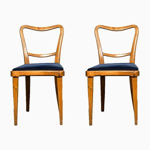 Side Chairs by Runar Engblom, 1940s, Set of 2