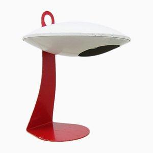 Lámpara de mesa UFO de Aluminor, años 60