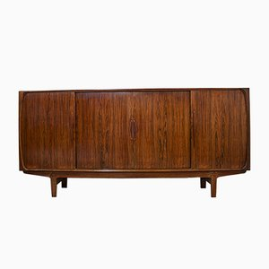 Mid-Century Danish Rosewood High Sideboard, 1960s