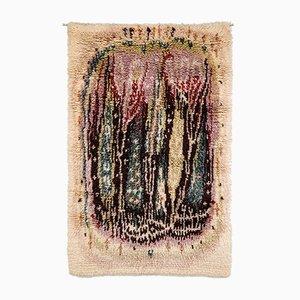 'Kaukametsä' Rya Wool Rug by Aappo Härkönen, 1950s