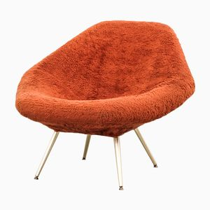 Eva Lounge Chair from Dahléns Dalums Fåtöljindustri AB, 1960s