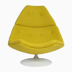 Vintage F591 Lounge Chair by Geoffrey Harcourt for Artifort