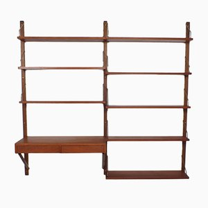 Vintage Royal System Wall Unit by Poul Cadovius