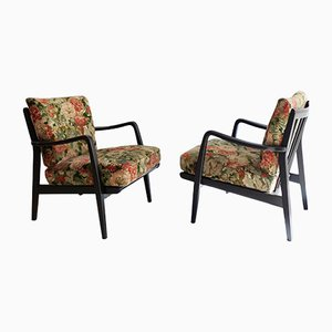 French Armchairs, 1960s, Set of 2