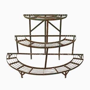 Support pour Plante en Demi-Lune Vintage, France