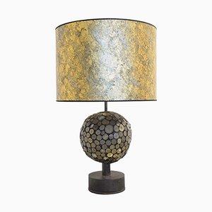 Marcassite Lampe von Ado Chale, 1970er
