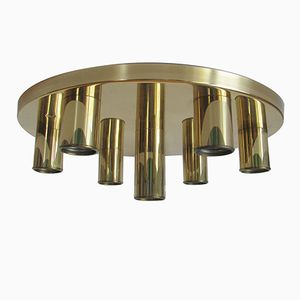 Large Ceiling Light from TZ, 1970s
