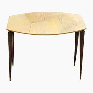Table d'Appoint par Aldo Tura, Italie, 1950s