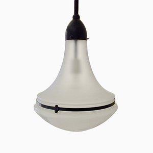 Lámpara colgante Luzette alemana de Peter Behrens para AEG, años 10