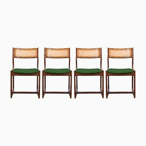 Customizable Vintage Chairs from WARS, 1978, Set of 4