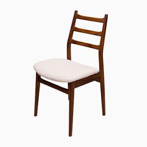 Mid-Century Stuhl aus Nussholz von Casala, 1960er
