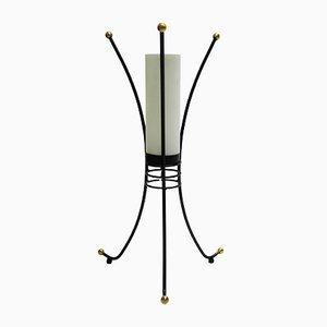 Lampada da tavolo vintage tripode, Italia, anni '50