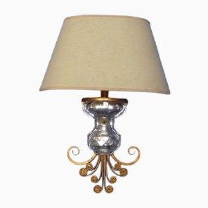 Wandlampe von Maison Charles, 1950er