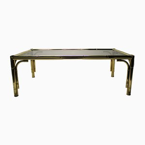 Vintage Faux Bamboo Coffee Table, 1970s