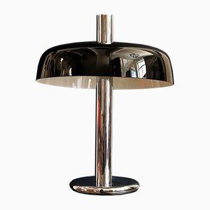 Lámpara de mesa en forma de hongo grande de Egon Hillebrand, años 60