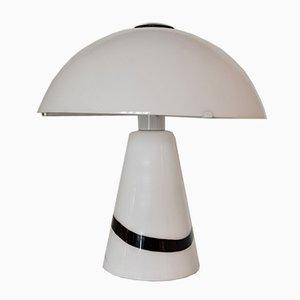 Italian Murano Glass Mushroom Lamp, 1980s
