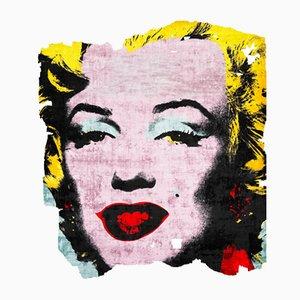 Marilyn Arvidsjaur Nordic Raw 031B Teppich von Henzel Studio