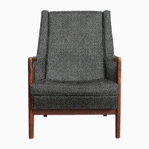 Customizable Danish Loung Chair, 1960s
