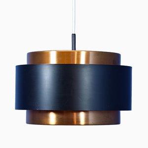 Danish Saturn Pendant by Jo Hammerborg for Fog and Mørup, 1960s