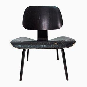 Sillón LCW de Charles & Ray Eames, años 50