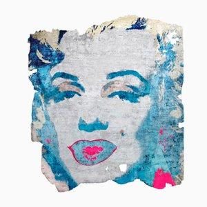 Marilyn Arvidsjaur Nordic Raw 031E Teppich von Henzel Studio