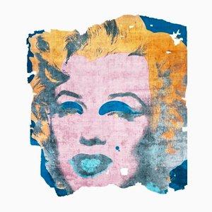 Marilyn Arvidsjaur Nordic Raw 031H Teppich von Henzel Studio