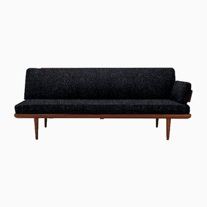 Customizable Teak Minerva Daybed by Hvidt & Mølgaard-Nielsen for Minerva