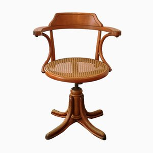 Vintage Office Chair by Michael Thonet