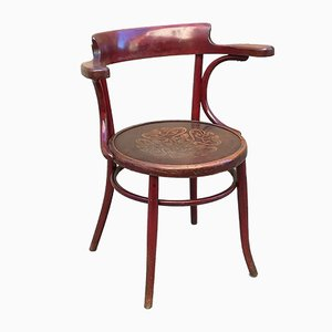 French Bistro Chair from Fischel, 1950s