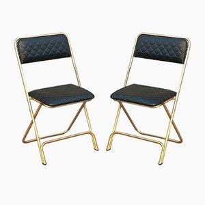 Chaises Pliantes de Lafuma, 1960s, Set de 2